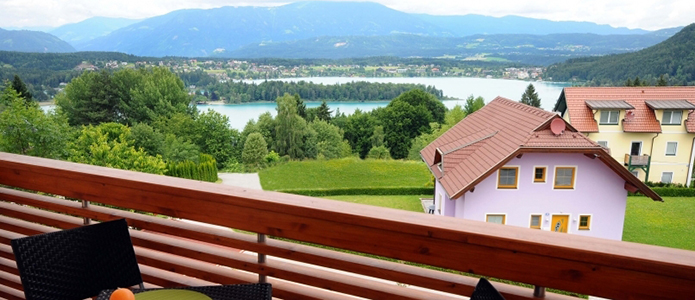 Apartments in Austria next to the Lake Faaker