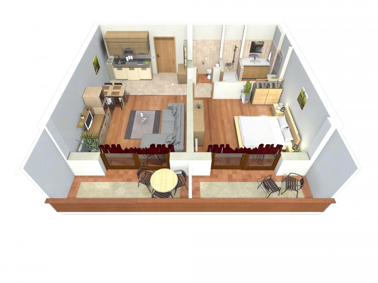 Alpe-Adria Apartments - Gallery of our beautiful apartments